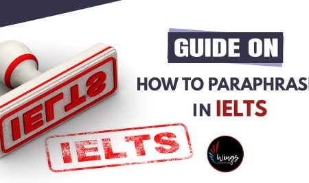 Guide On How to paraphrase on IELTS